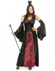 Vampyr kostume kvinde