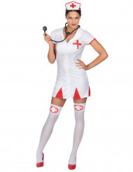 Sygeplejerskekostume Kvinde
