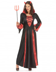 Djævel Dame Kostume