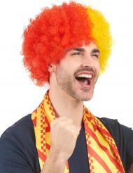 Spansk fodboldfan paryk til voksne