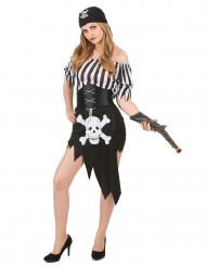 Mrs. Skirty - Piratkjole til kvinder