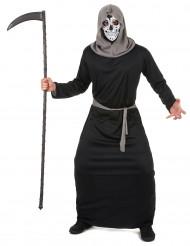 Manden med leen Halloween udklædning til mænd