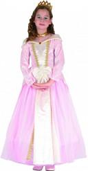 Prinsesse Mia - Prinsessekjole til piger
