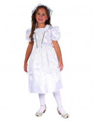 Kostume brudekjole til piger