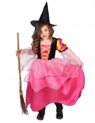 Kostume heks pink til piger