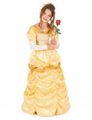 Belle prinsessekostume til piger