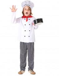 Kostume chefkok til drenge