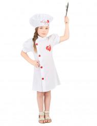 Kostume chefkok til piger
