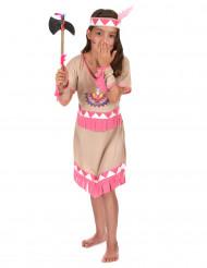 Squaw-kostume piger