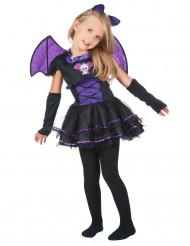 Halloween flagermus kostume til piger