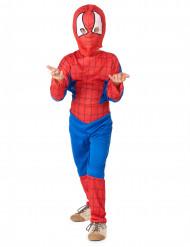 Edderkoppedreng - udklædning til børn