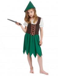 Kostume pige fra skoven til børn