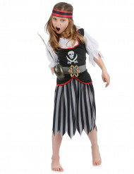 Miss danger - Piratkostume til piger