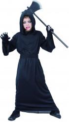 Kostume manden med leen (døden) til drenge