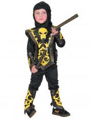 Dødens ninja - Ninjakostume til drenge