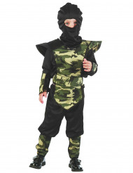 Kostume ninja militær