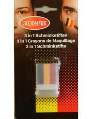 Sminkepen til Belgisk supporter