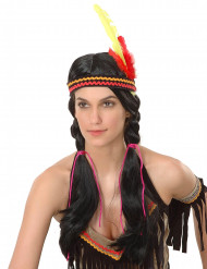 Squawparyk kvinde