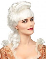 Blond dameparyk