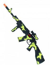 Maskinpistol i plastik
