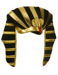 Hovedbeklædning til egyptisk konge voksen