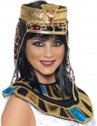 Hovedbeklædning til egyptisk dronning voksen