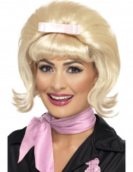 Blond 50er paryk til kvinder