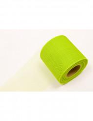 Grønt tyl rulle 20 meter