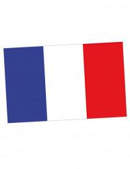 Supporter flag Frankrig 150 x 90 cm
