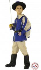 Kostume blå prins til drenge