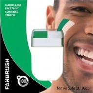 Grøn hvid sminke