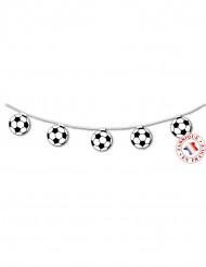 Guirlande fodbold 5 meter