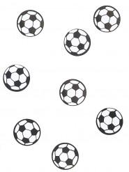 150 bordkonfetti med fodbolde