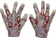 Zombievampyr hænder voksen