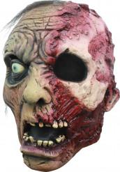 Brandskadet zombie 3/4-maske