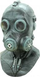 Heldækkende gasmaske