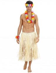 Hawaiisæt multifarvet luxe