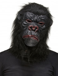 Sort gorillamaske