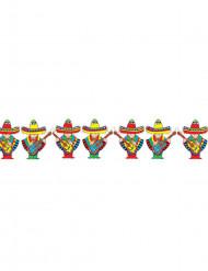 Guirlande mexicansk mariachi 3 m