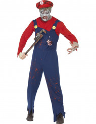 Kostume zombie blikkenslager mand Halloween
