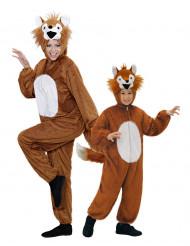 Par kostume ræve mor og barn