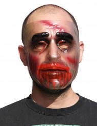 Gennemsigtig maske Halloween mand