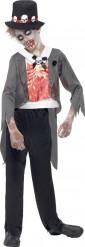 Udklædningsdragt gift zombie Halloween Barn