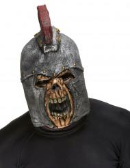 Romersk soldat skelet heldækkende maske Halloween voksen