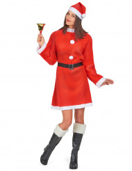 Kostume Julemandens kone til kvinder jul