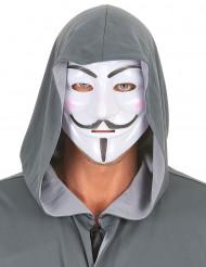 Anonym maske voksen
