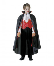 Dracula-kostume Halloween drenge