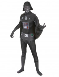 Tætsiddende Darth Vader™-kostume voksen