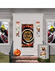 Dekoration 33 stk Halloween