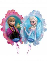 Elsa og Anna Frost™ aluminiumsballon